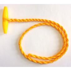 Jelzőkötél sárga