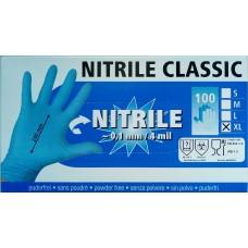Fejőkesztyű nitril XL (100db)