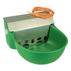 Suevia műanyag úszós fűtött önitató termosztáttal