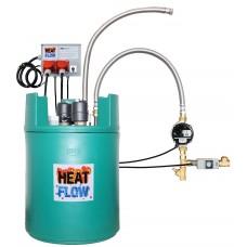 Suevia HeatFlow keringtetős fűtőegység itatóhoz 3kW/400V visszatérőági hőmérséklet szabályzóval