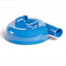 Afiflo tejmérő alsó fedél