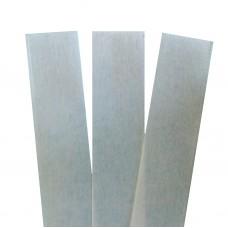 Szűrőpapír 57x620mm csőszűrőhöz DeLaval típusú 100db