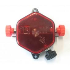 Villámvédő villanypásztorhoz