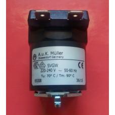 Mágnestekercs vízszelephez 230V